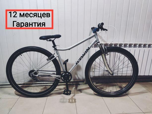 """Велосипед горный 29"""" планетарная втулка Btwin 150 Shimano nexus 7"""