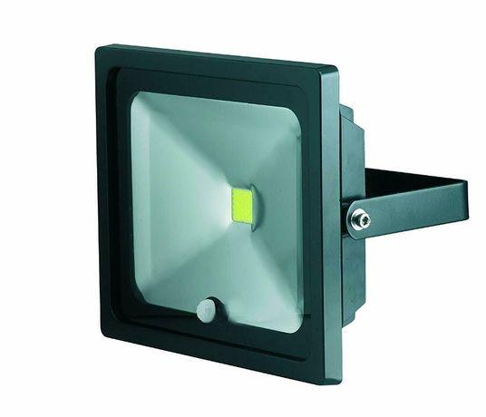 Zewnętrzna Lampa LED 30W z CZUJNIKIEM RUCHU / holenderska