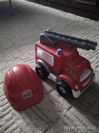 машинка велика пожежна