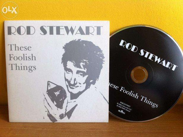 Rod Stewart singiel These foolish things