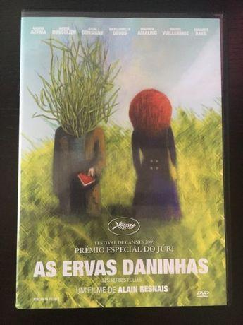 DVD Filme Ervas Daninhas