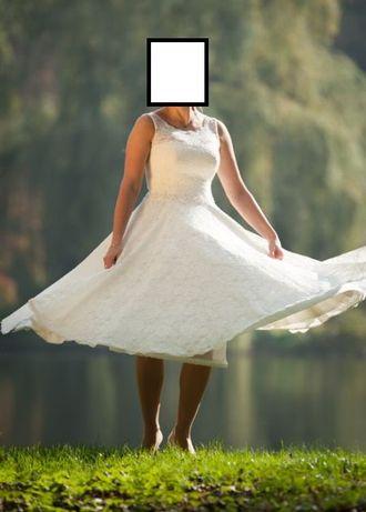 Suknia Ślubna Koronkowa !!!