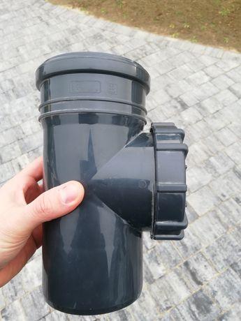 CZYSZCZAK z sitkiem 110 mm KARMAT