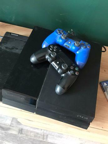 Konsola PS4 512gb + 10 gier
