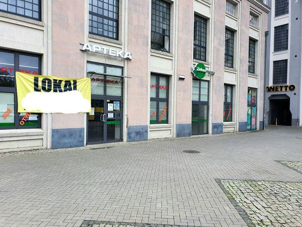 Lokal handlowy 115 mkw, Łódź Pomorska 65