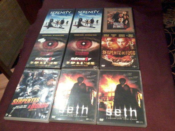 DVD Silencio Mortal