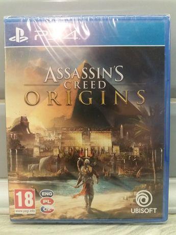 Assassins creed origins ps4 nowe folia!!!