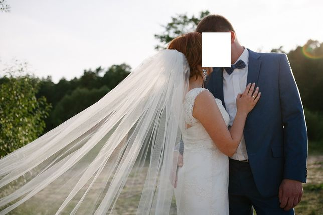 Suknia ślubna, ponadczasowa!