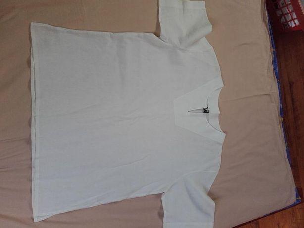 Bluzka biała Rozmiar XXL