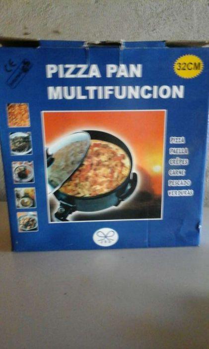 pizza panda multifunções como novo fritadeira grelhador