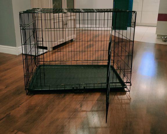 Klatka,kojec,transporter dla psa/ zarezerwowana