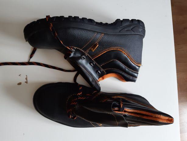 Buty robocze Protektor r46 nowe