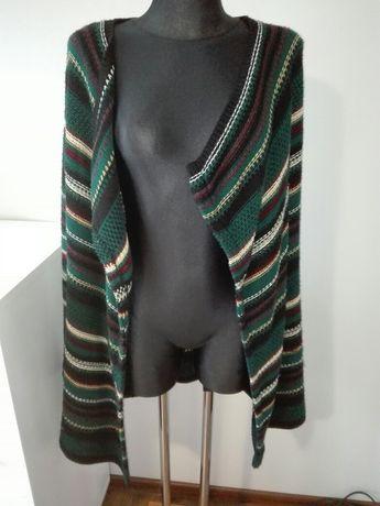 Sweter damski dlugi