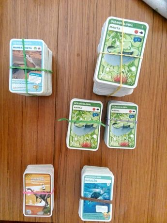 Cartas Fantasy Riders (2019), Pingo Doce (1,2 e 3, Super desportos)