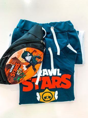 "Набор Brawl Stars Box Бравл Старс Бокс ""Мега Ящик бананка костюм маска"