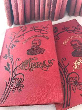Livros Camilo Castelo Branco