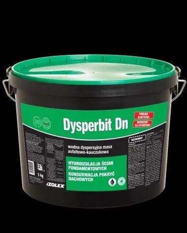 IZOHAN Dysperbit Dn izolex dyspersyjna masa asfaltowo-kauczukowa 20kg