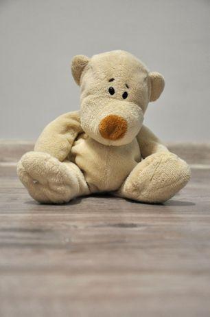 Мягкая игрушка белый мишка, полярный медведь, плюшевый мишка