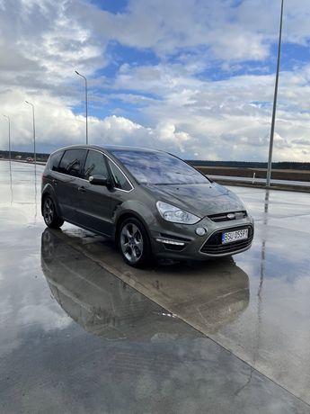 Ford S-max Ecoboost 240 km Titanium Najbogatsza Wersja !!!
