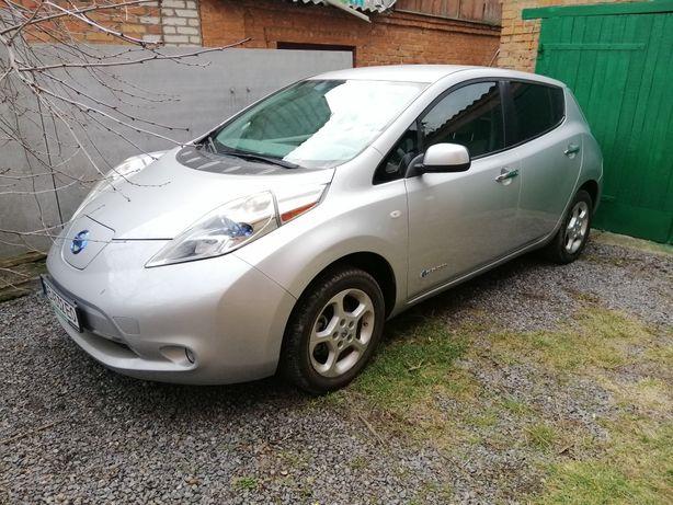Nissan Leaf SL, 80kW (109Hp) 2011
