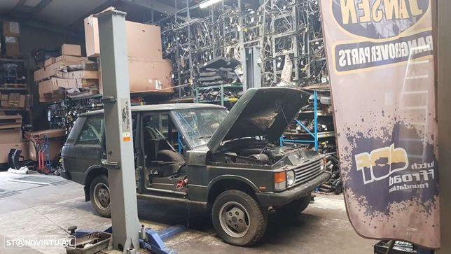 Range Rover Classic 2.5 VM peças usadas