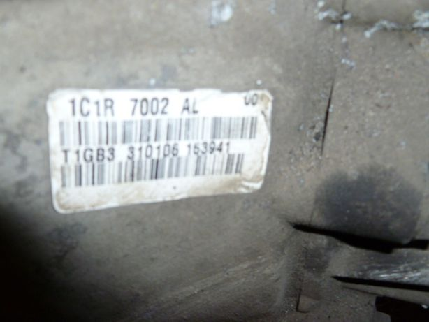 ford transit 2,0 tddi 85km koła 15 05r napęd przód Skrzynia biegów