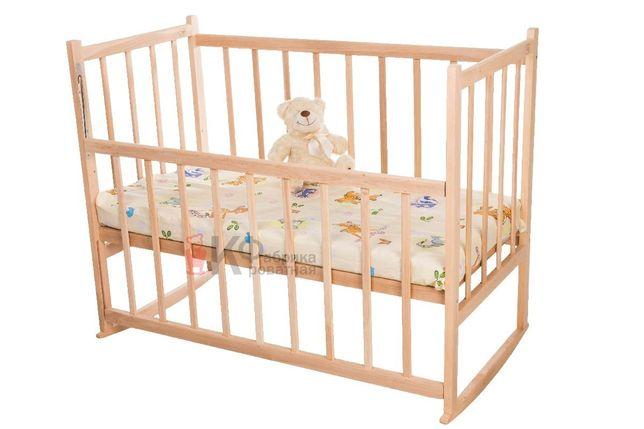 Детская кроватка КФ Кроватная фабрика для новорожденного