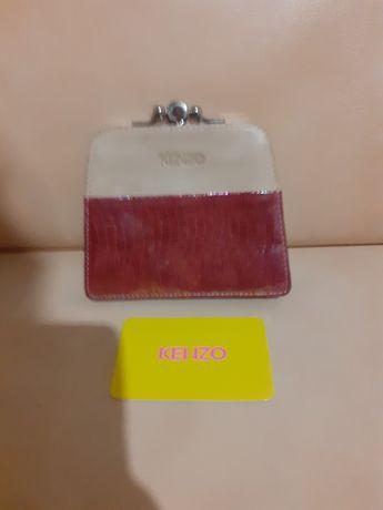 Продам новый фирменный кашелек КENZO из натуральной кожи