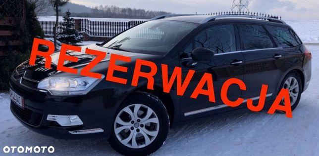 Citroën C5 Exclusive!! Asystent pasa ruchu!! komforty!! skóra!! navi!!