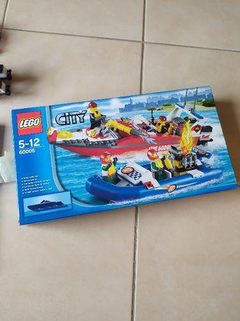 Lego 60005 Łódź Strażacka