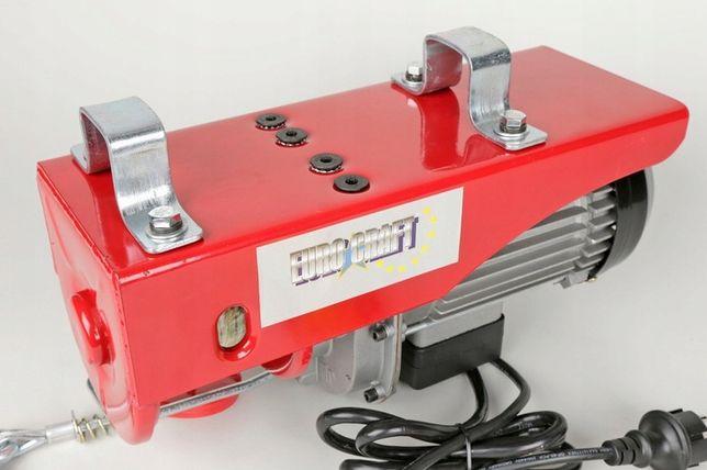 WYCIĄGARKA ELEKTRYCZNA wyciągarka 400-800 kg moc 2000 watt
