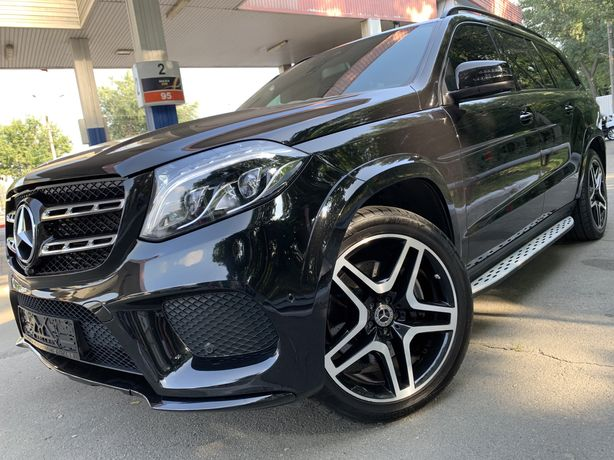 Mercedes-Benz GLS 350 AMG BLACK STONE