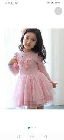 Платье Pudcoco 90 см (next, h&m, George)