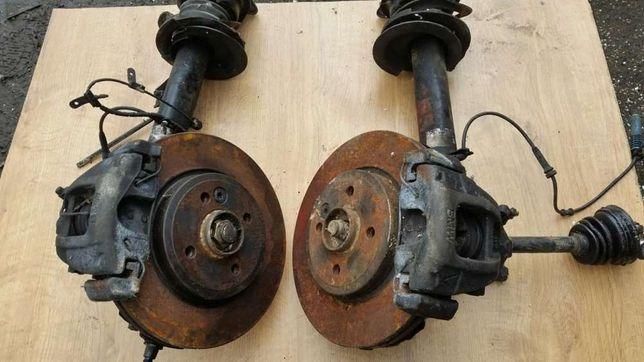 Mcperson (amortyzator, tarcza, zacisk, klocki) Mini Cooper R52 1.6