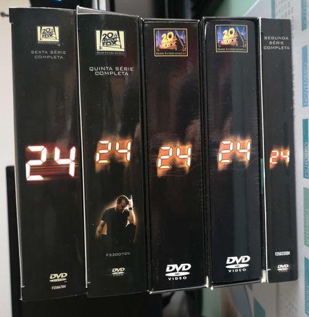 Coleção da série 24