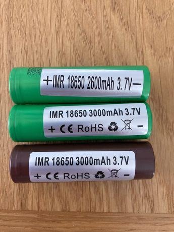 Nowe akumulatorki