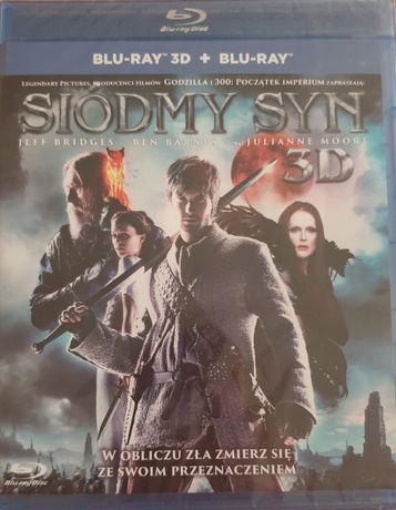 Siódmy syn Blu Ray 3D/2D (polski lektor)