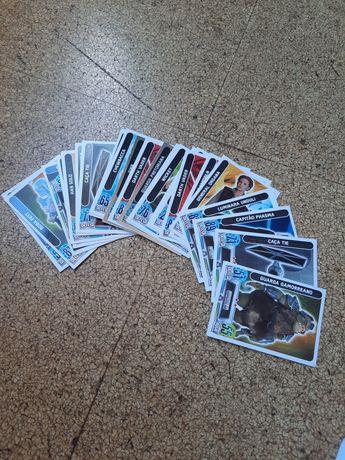 Star wars cartas