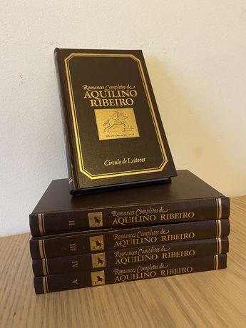 Livros Aquilo Ribeiro