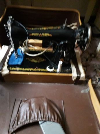 Швейна електрична машина
