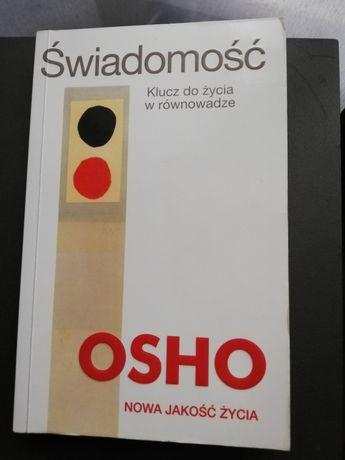 OSHO Świadomość, sprzedam lub zamienię na inny tytuł.