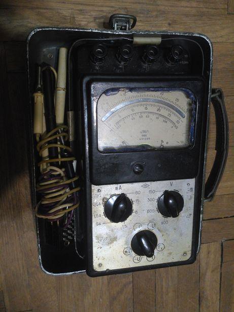 Ц56/1 амперметр /вольтметер / мультиметр / тестер, советский, СССР