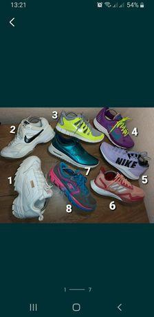 р.40-42 Nike Adidas Asics Fila Vans Converse Skechers hotter clarks