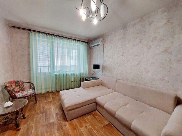 Квартира, 2 комнаты, Бородинский, ул.Днепровские пороги, 7 эт.