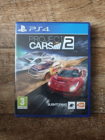 PROJECT CARS 2 PS4 PL - stan idealny