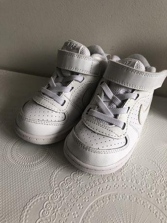 Buty sportowe dzieciece Nike Court Borough 22