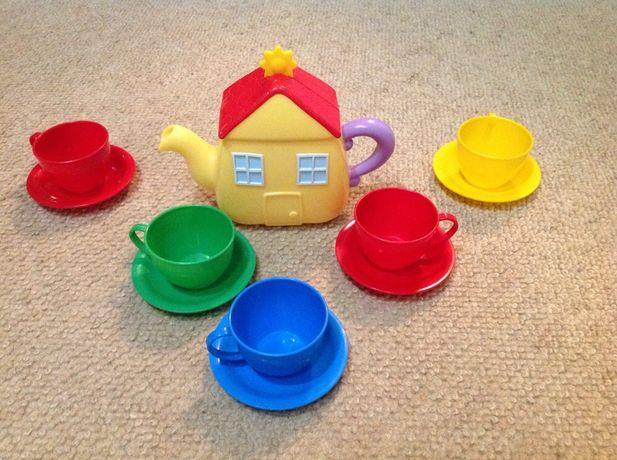 Детская посудка для игры