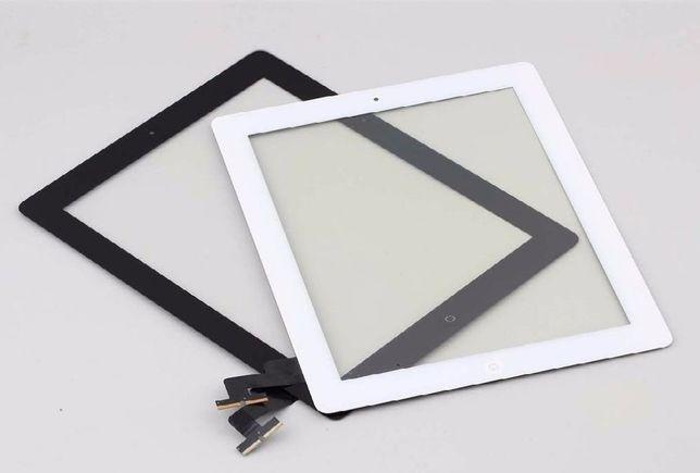 Vidro Touch iPad 1 / 2 / 3 / 4 com botao home e suporte camera