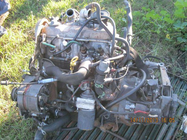 VW GOLF II 1.6td (peças)