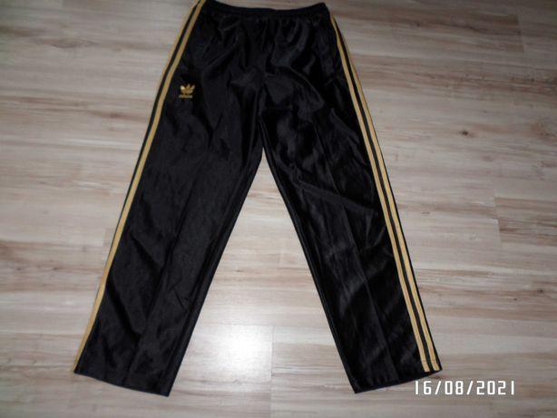 męskie spodnie dresowe -ADIDAS-Rozm-L